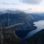 Trolltunga, Benefits of Solitude, Norway